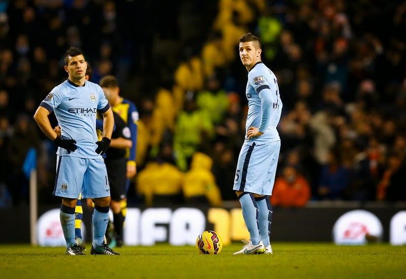 Coret Manchester City Dari Titel Juara