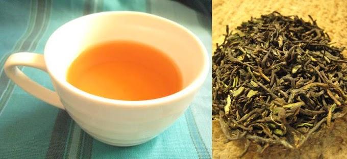 今年の初摘み紅茶