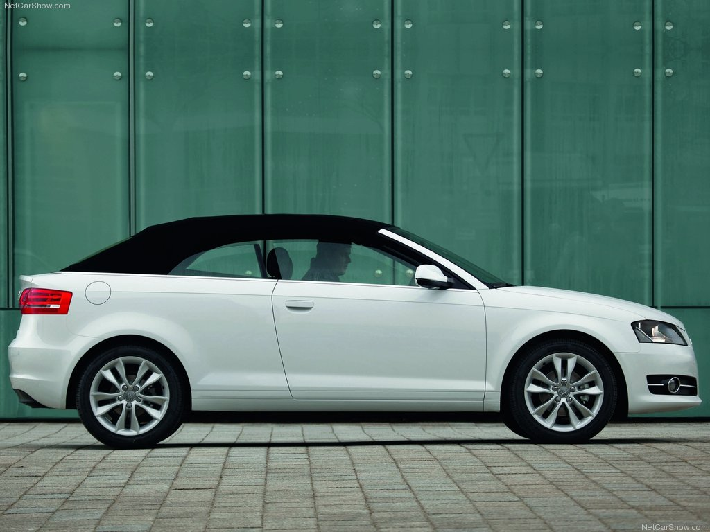 car models com 2011 audi a3 cabriolet. Black Bedroom Furniture Sets. Home Design Ideas