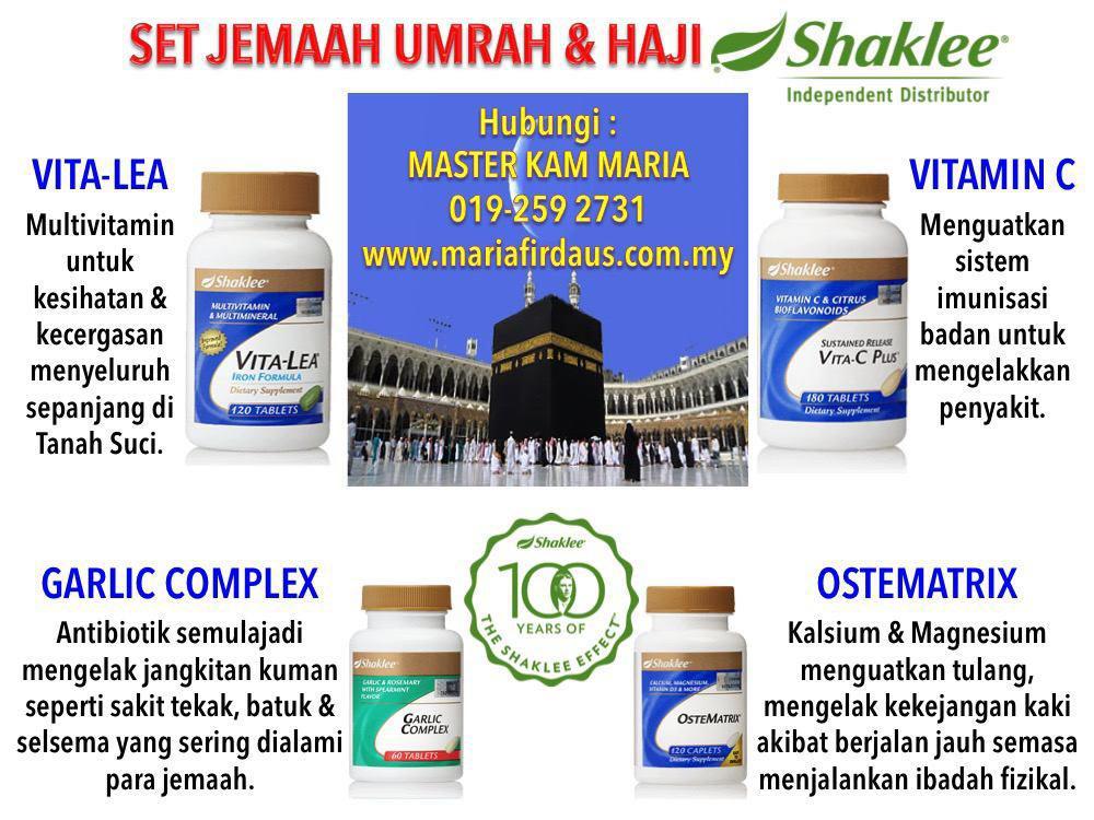 Set Kesihatan Jemaah Haji/Umrah
