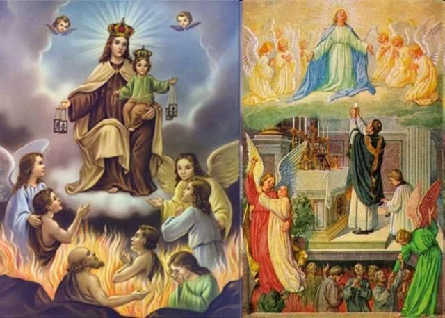 Ngày 02/11: Lễ các đẳng linh hồn
