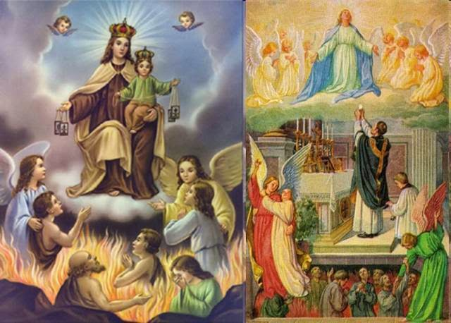 Ngày mồng 2: Lễ Cầu Cho Các Linh Hồn Luyện Ngục