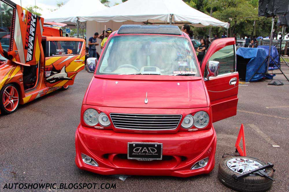 VIP Style Kenari autoshow