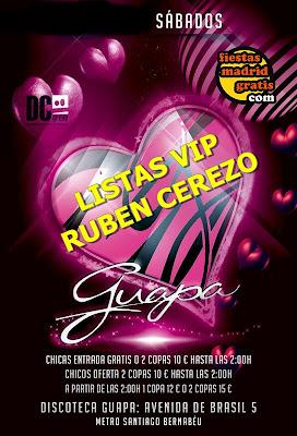 Flyer Guapa Sabado