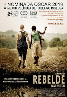 Ver peliculas Rebelde (Rebelle) (2012) gratis