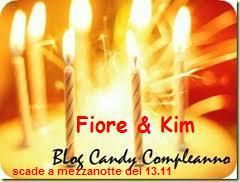 Doppio Candy di Compleanno by Fiore e Kim