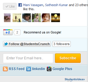 students crunch,mashable,widget,plugins,blogger,blogspot,blogger tricks