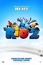 Chú Vẹt Đuôi Dài Rio 2