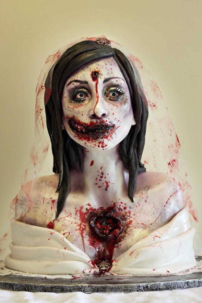 Cake Artist Sarah Jones : ?Se aproxima halloween! ~ Tartabel