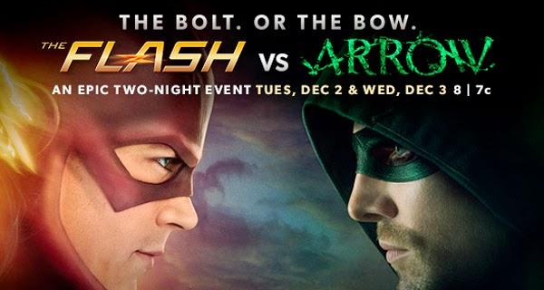 """Tráiler y fotos de """"The Brave and The Bold"""" y """"Flash Vs Arrow"""""""
