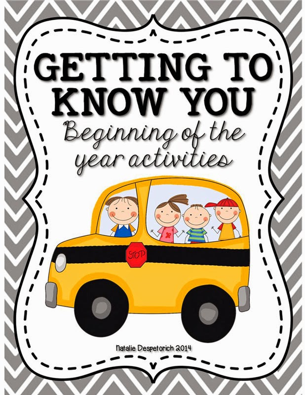 http://www.teacherspayteachers.com/Product/Getting-to-Know-You-Activities-for-the-Beginning-of-the-Year-800799