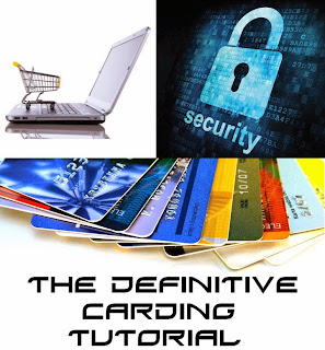 How to Carding Tutorial with cardable sites