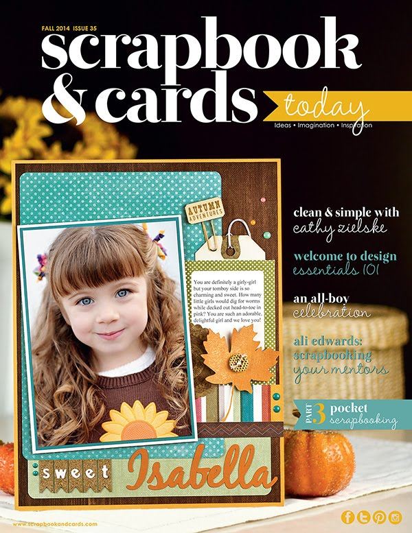 Scrapbook & Cards Autumn 2014
