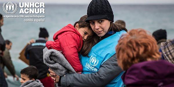 ACNUR la agencia de la ONU para el refugiado