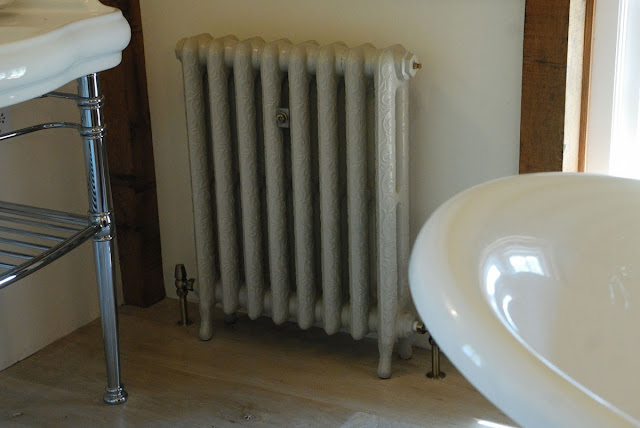 Old White Farrow and Ball radiator