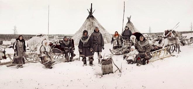Bộ tộc ăn thịt sống ở Bắc Cực2