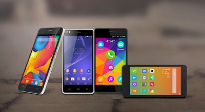 Smartphones under Rs. 8000 on Amazon