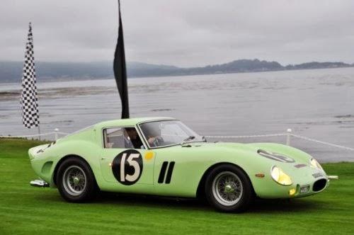 Автомобиль Ferrari 250 GTO (1962)