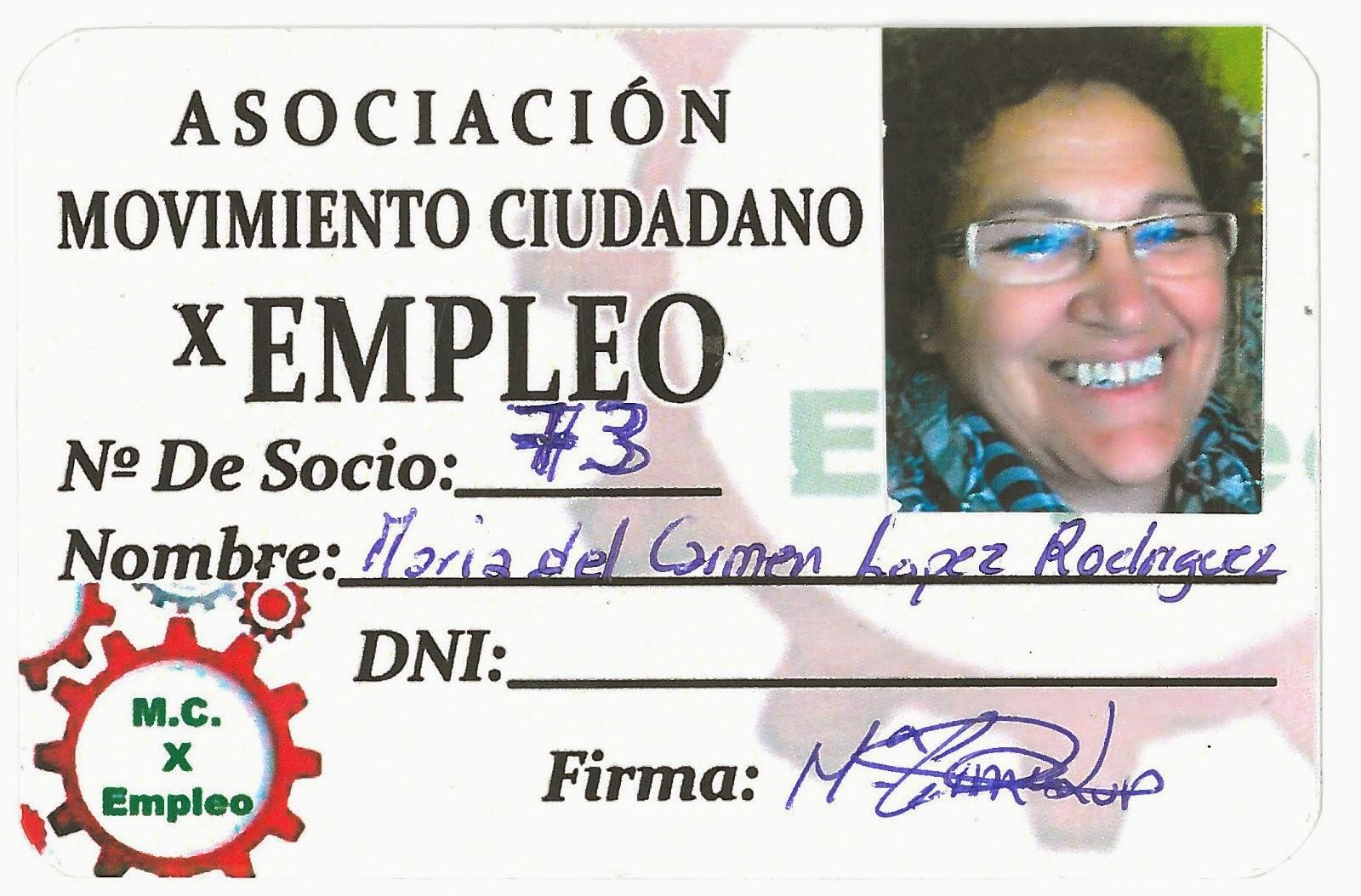 MARIA DEL CARMEN LOPEZ RODRIGUEZ