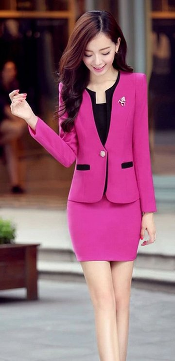 Will You Rock Pastel for Office? ~ Beautifully Cheap Fashions