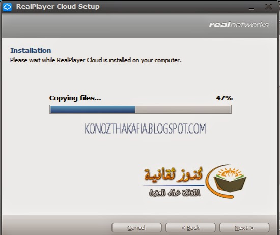 2014 RealPlayer Cloud
