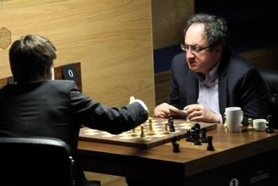 Magnus Carlsen a fait une bouchée de Boris Gelfand