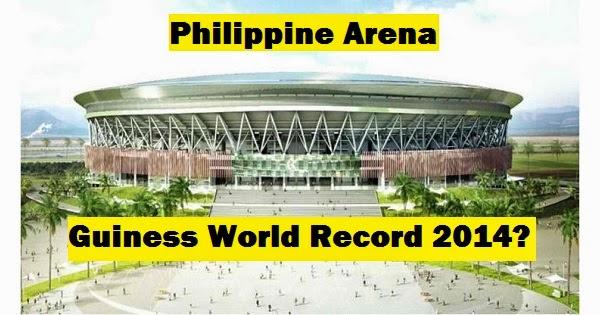 Largest Indoor Arena 2014