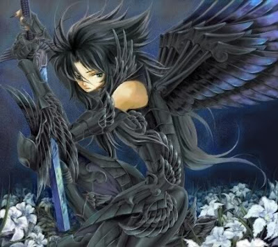 Anime Angel Man