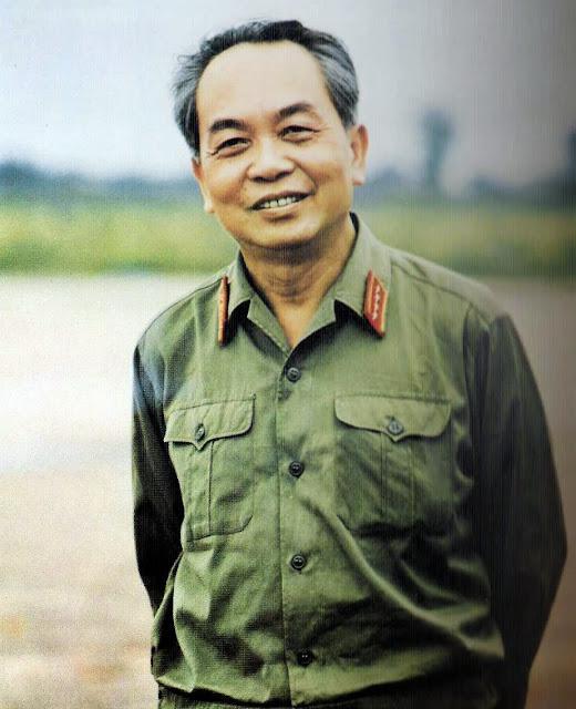 Tiểu sử Đại tướng Võ Nguyên Giáp