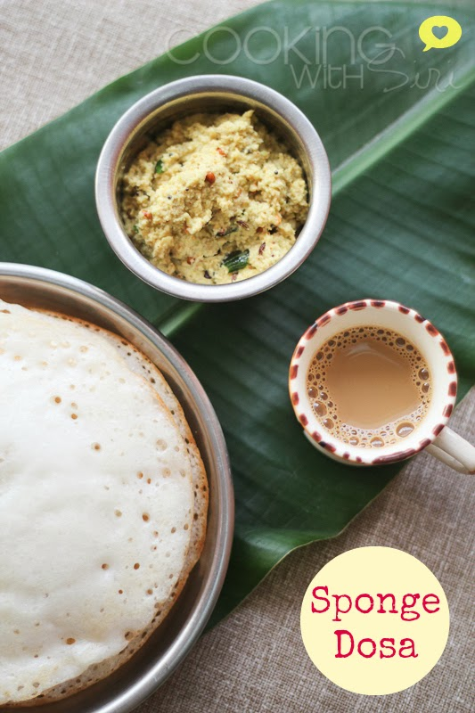 Cooking with siri recipes reviews and reflections easy indian cooking with siri recipes reviews and reflections easy indian breakfast recipes light and fluffy sponge dosa step by step recipe forumfinder Images