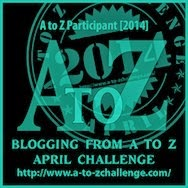 I'm Doing the A-to-Z Challenge!