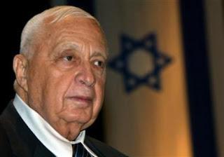 Berita Palsu Kematian Ariel Sharon.