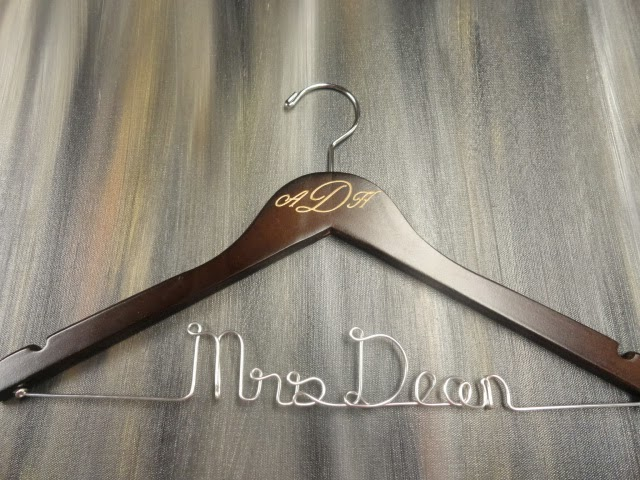 Custom Wedding Dress Hangers 70 Awesome You may even have