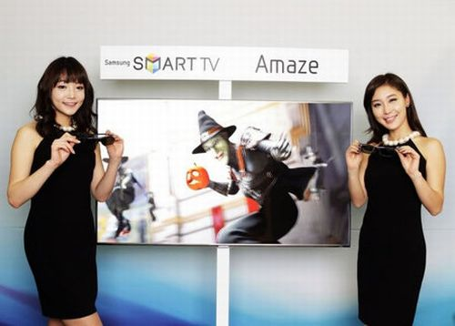 Samsung 3D Smart TV Causes
