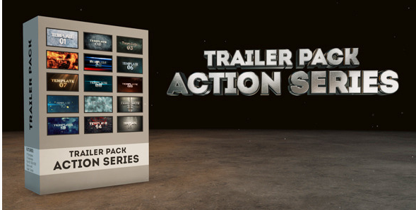 Trailer Pack Action Series Free Full