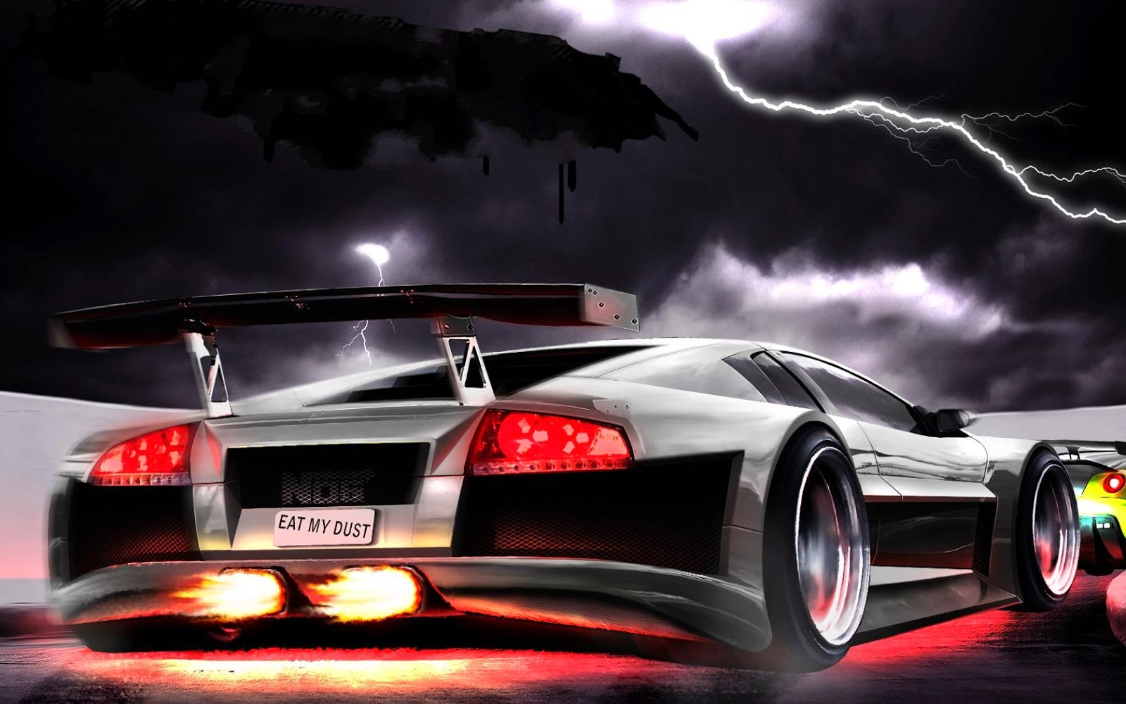 Awesome 3D Wallpapers Car, 3D Cars Wallpapers