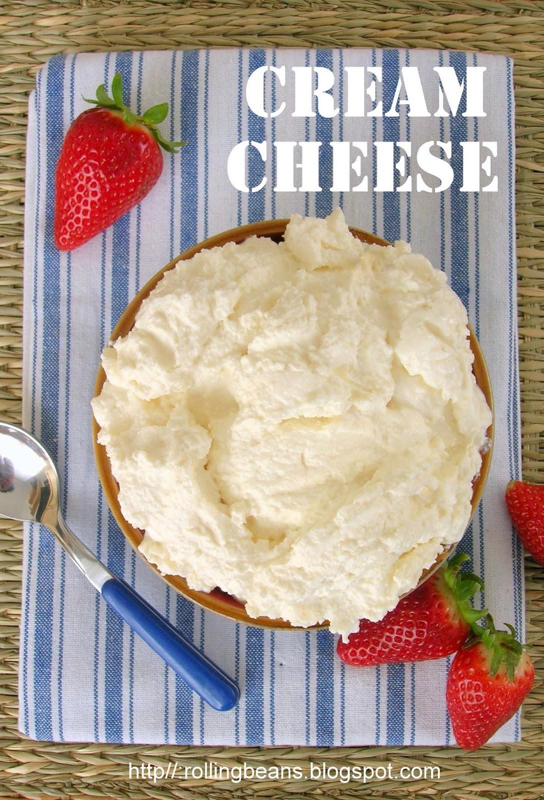come fare il cream cheese