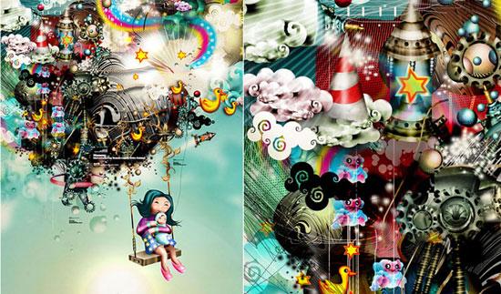 Tragiklabs Artworks Monsters Illustrations Inspirations