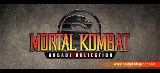 Mortal Kombat Arcade Kollection - релиз состоялся! Видео.