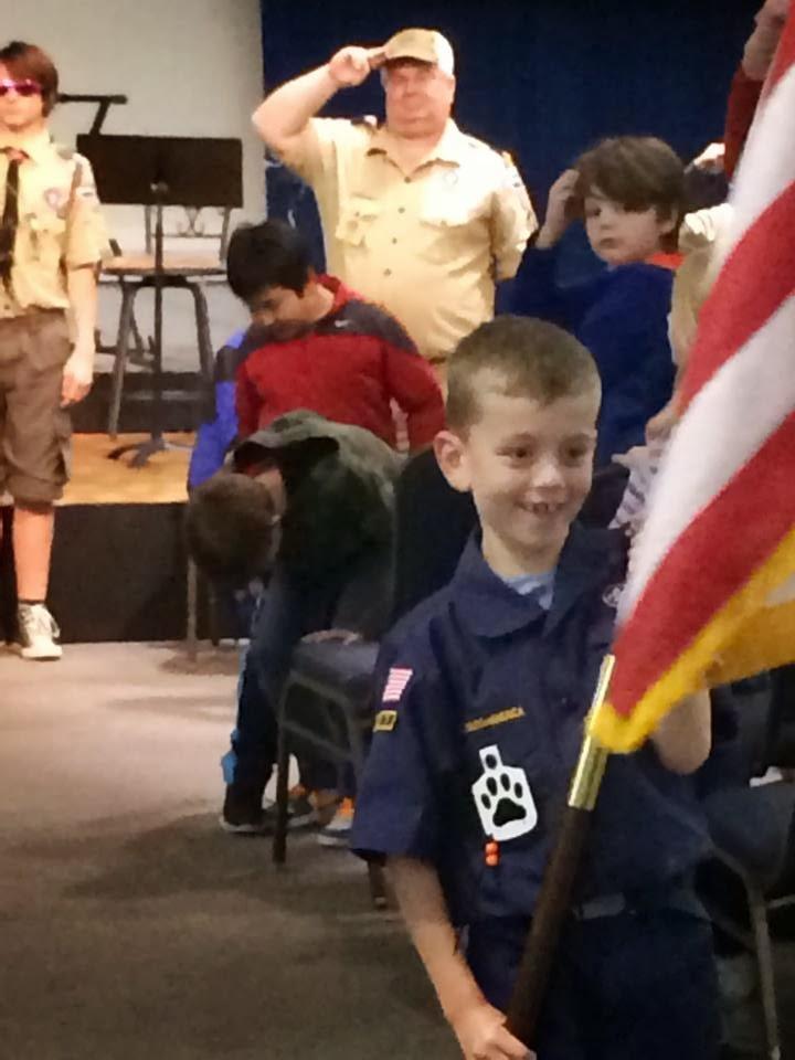 I Pledge Allegiance!