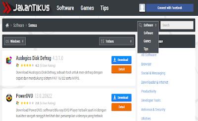 Download Game PC dan Android Gratis Terbaru dengan server lokal