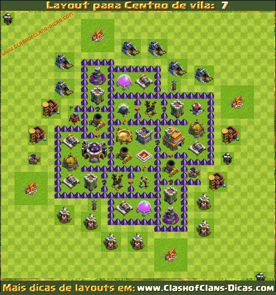 layouts para cv 7
