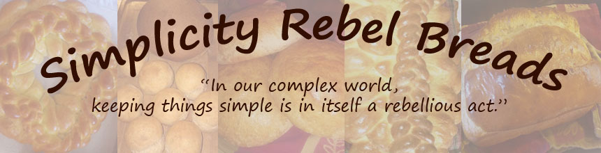 Simplicity Rebel Breads