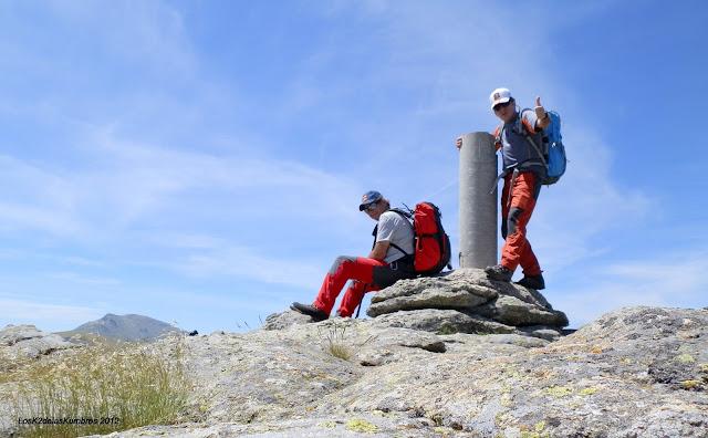 Pico del Reventon - Rascafria - Montes Carpetanos