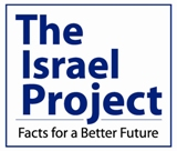 Logo for The Israel Project