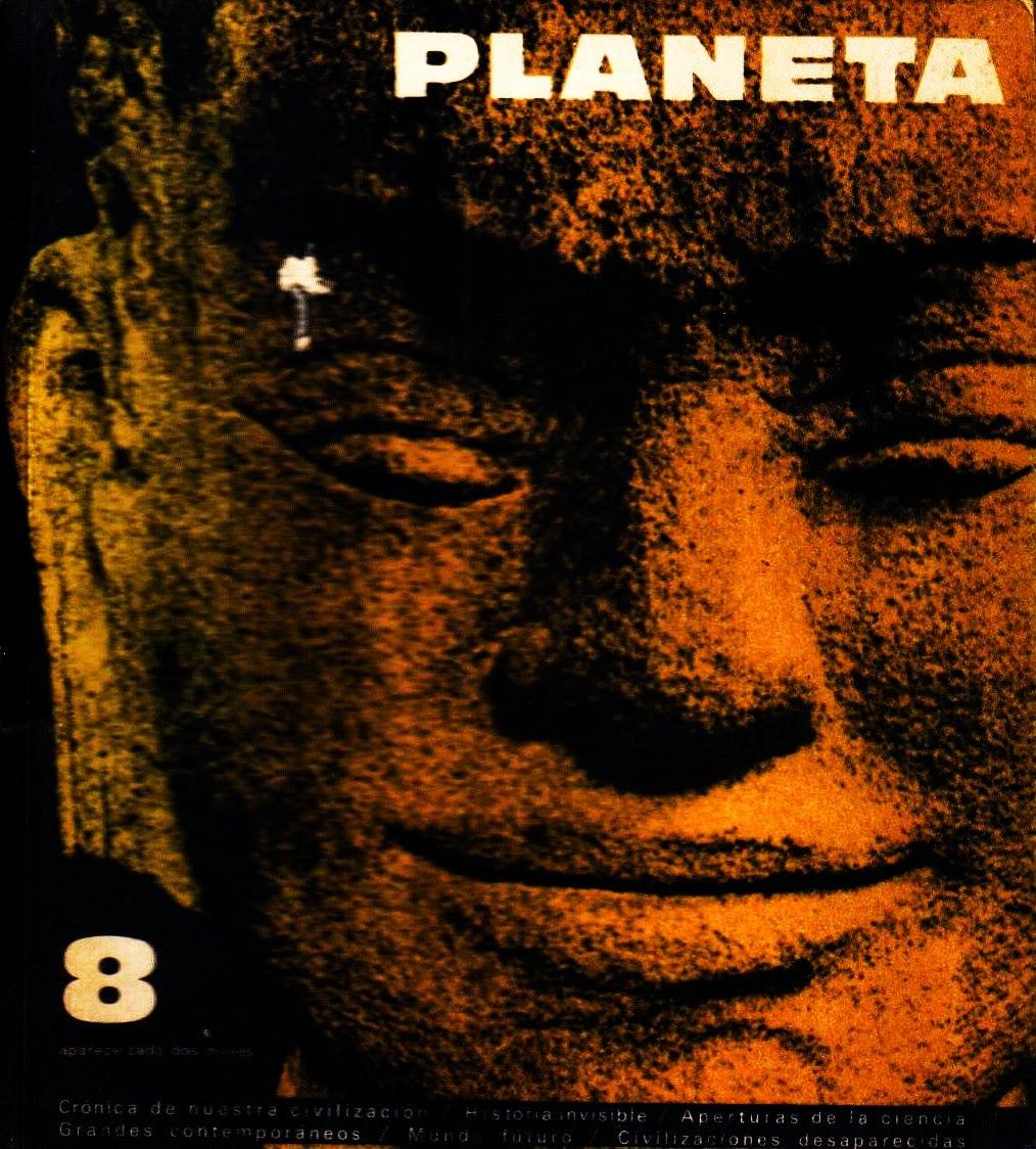 Versión argentina de la Revista Planeta 8