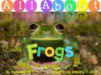 https://www.teacherspayteachers.com/Product/All-About-Frogs-Fact-Sheets-Life-Cycle-Labeled-Diagram-Report-More-1184678