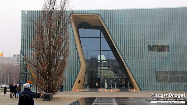Muzeum Historii Żydów Polskich w Warszawie - placówka nagradzana w Europie