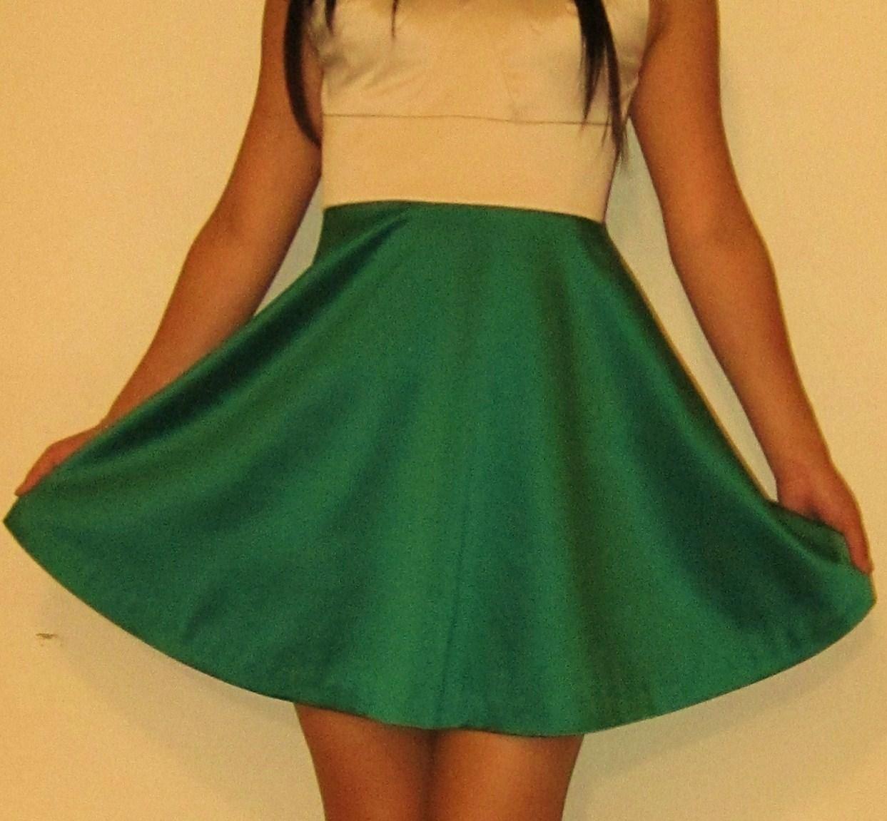 Tutorial: Half, Full & Quarter Circle Skirt ~ Sew Me Love