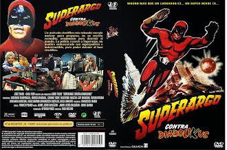 Carátula dvd: Superargo, el hombre enmascarado (1966) (Superargo contro Diabolikus)